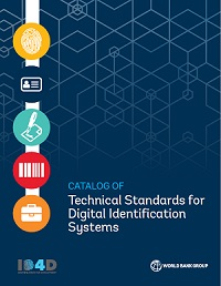 ID4D Catalog of Technical Standards for Digital Identification Systems