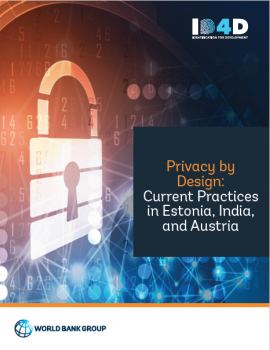 Privacy by Design Report