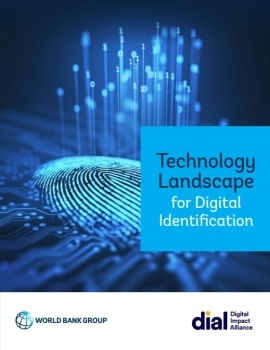 Technology Landscape for Digital Identification Cover