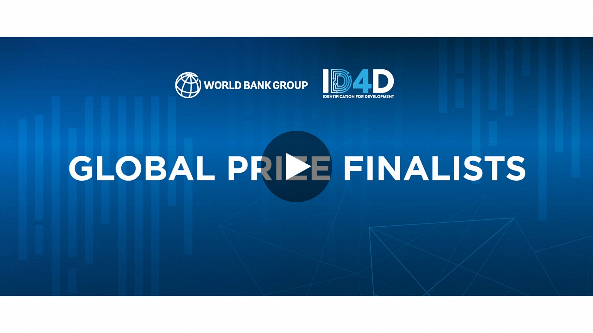 GLOBAL PRIZE FINALISTS