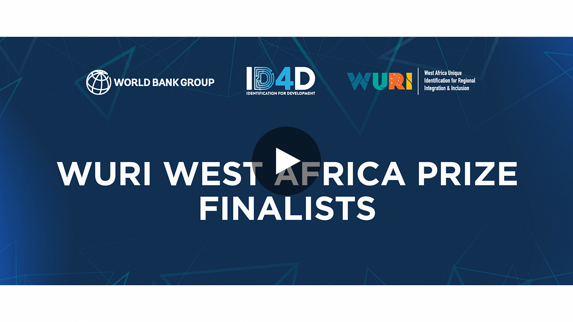 WURI West Africa Prize Highlights