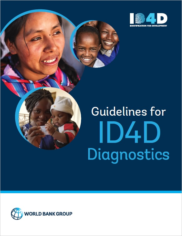 Guidelines for ID4D Diagnostics Cover