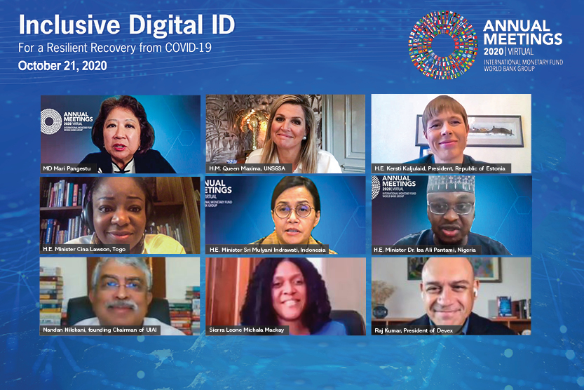 Spotlighting Digital ID for a Resilient Recovery