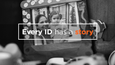 #EveryID has a Story: The Gift of Hearing by way of an ID card: Pierina's Story