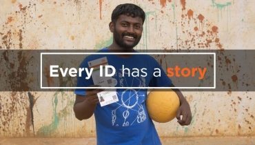 Embedded thumbnail for #EveryID Has A Story: Revanna's ID Got Him His Passport and the Opportunity to Attend the World Cup