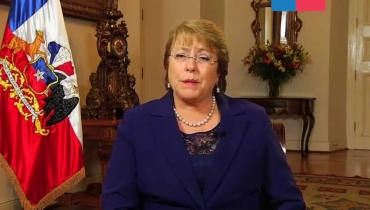 Embedded thumbnail for Message of the President of Chile, Michelle Bachelet about ID4D