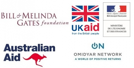 Donor Partners' Logos