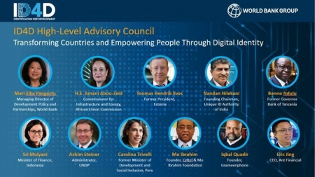 Identification for Development (ID4D) High-Level Advisory Council