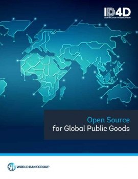 Open Source for Global Public Goods