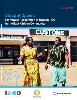 Study of Options for Mutual Recognition of National IDs in the East African Community