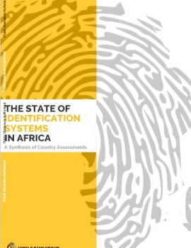 The State of Identification Systems in Africa: A Synthesis of Country Assessments cover