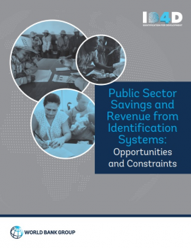 Public Sector Savings and Revenue from Identification Systems