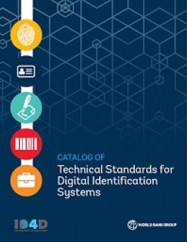The Catalog of Technical Standards for Digital Identification Systems